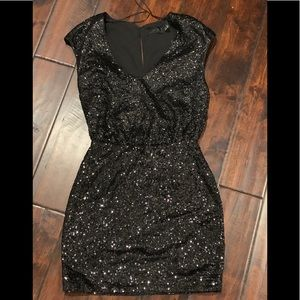 H&M seqiun mini dress Xs 2